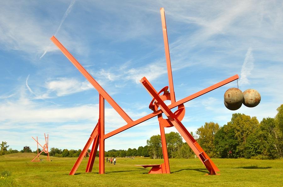 Storm King Art Center, Mountainville, New York, Stati Uniti musei più belli del mondo nella natura