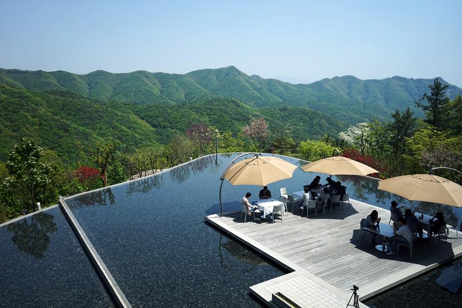 Museum SAN sud korea musei più belli del mondo nella natura