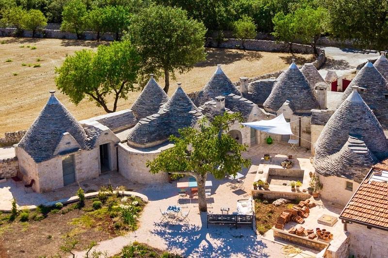 trulli alberobello vacanze trulli più belli valle d'Itria