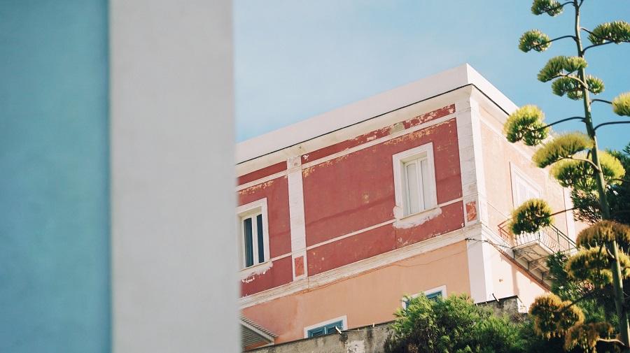 ponza isola lazio italia
