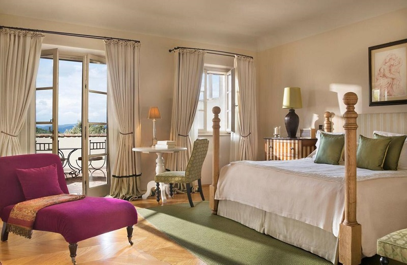 boutique hotel val d'orcia case vacanza toscaa