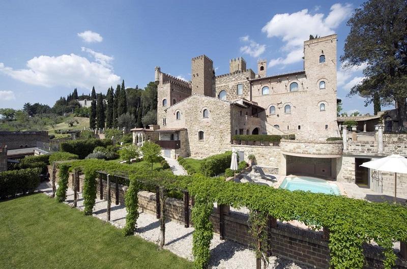 vacanze in umbria in un castello