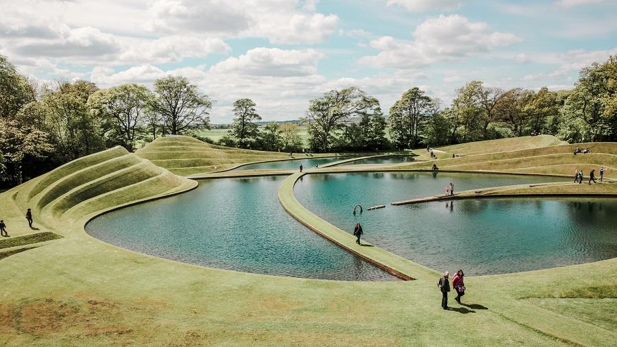 Jupiter artland, scozia musei nella natura