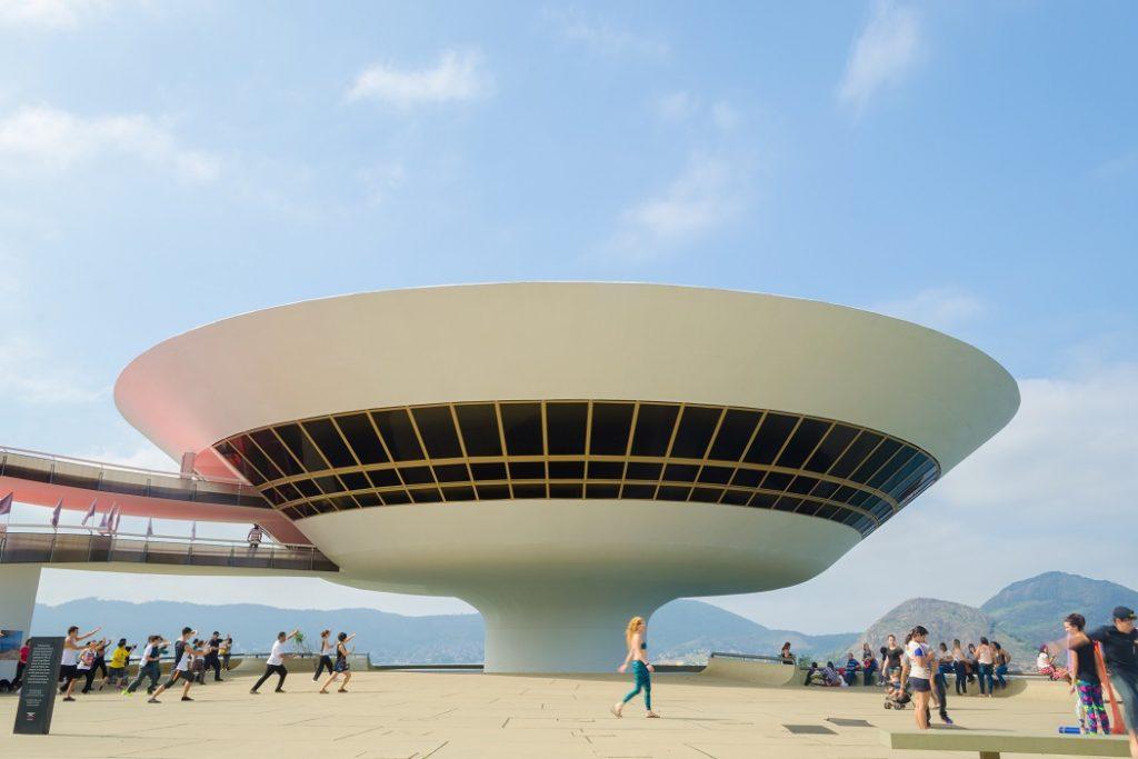 Niteroi, Brasile, musei più belli del mondo nella natura