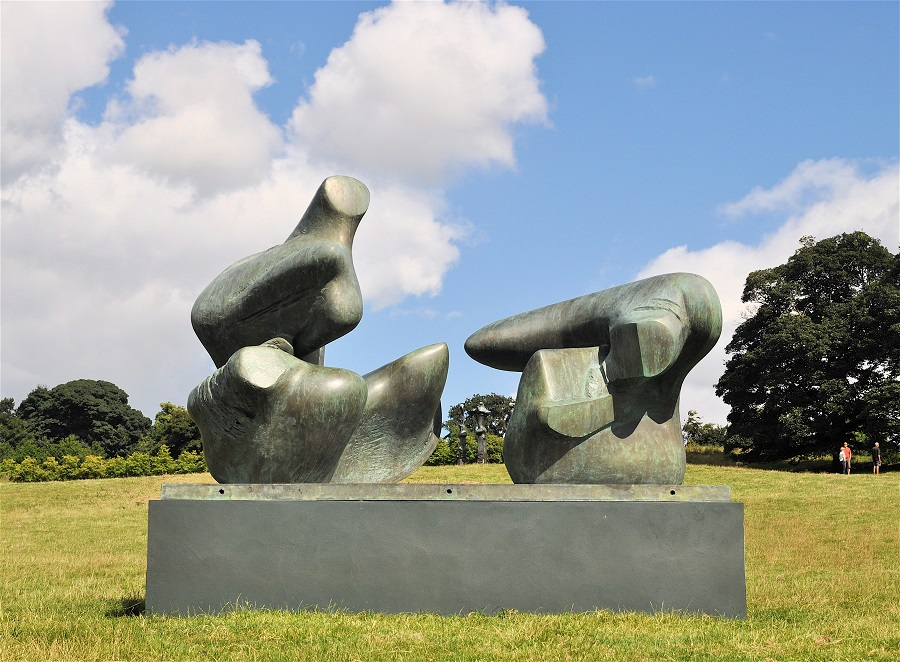 yorkshire park sculpture uk musei nella natura