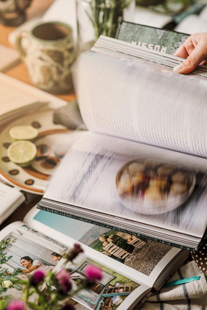 libri di ricette nordice