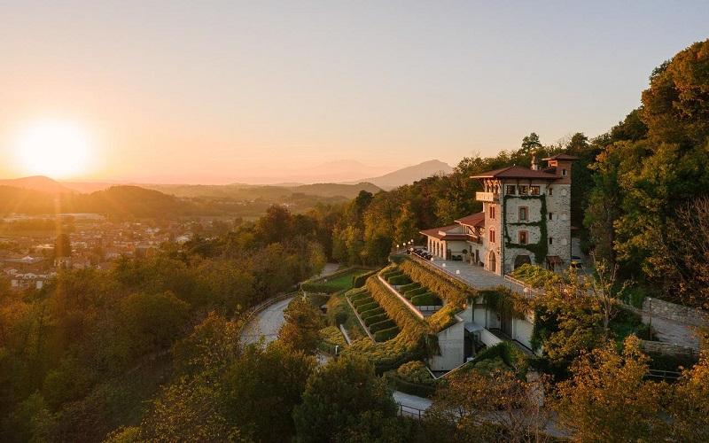 resort nella natura vicino a milano