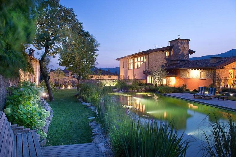 alberghi natura vicino milano