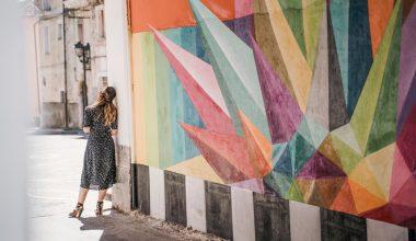 Aielli Borgo universo murales