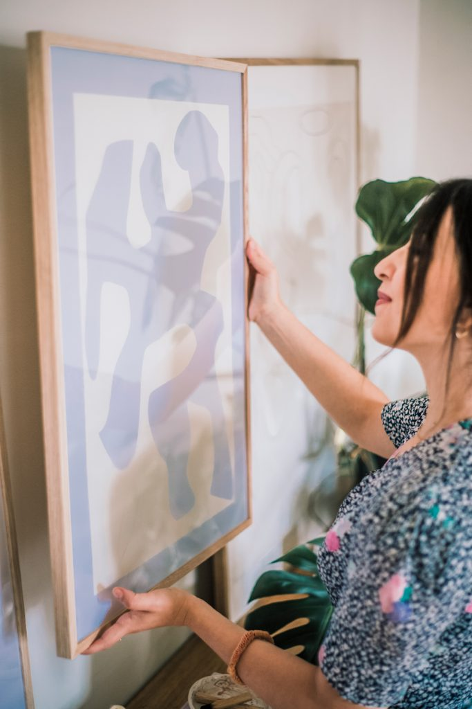 quadri desenio stampe moderne per arredare