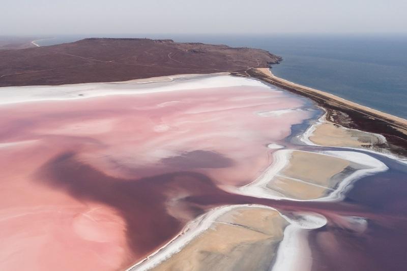 Lake Koyashskoe luoghi fuori dal mondo