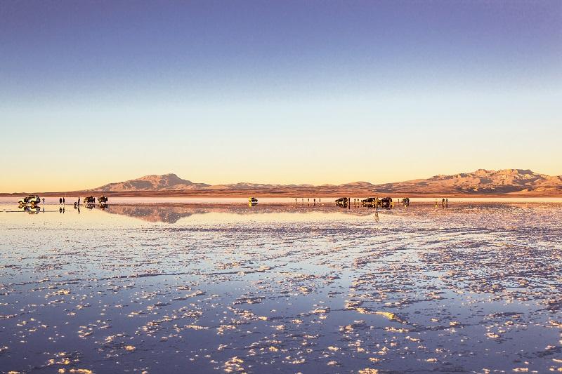Salar de Uyuni luoghi bellissimi mondo