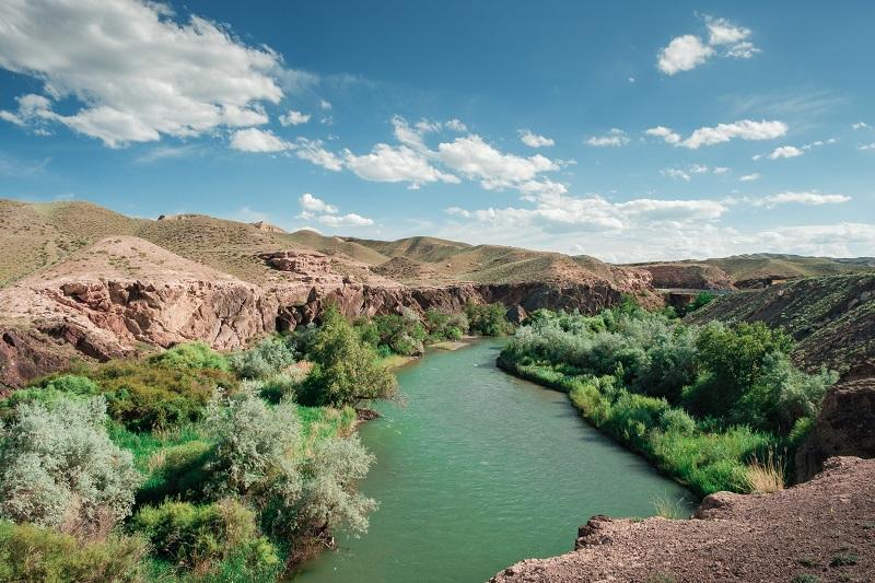 charyn canyon kazakhstan posti straordinari del mondo