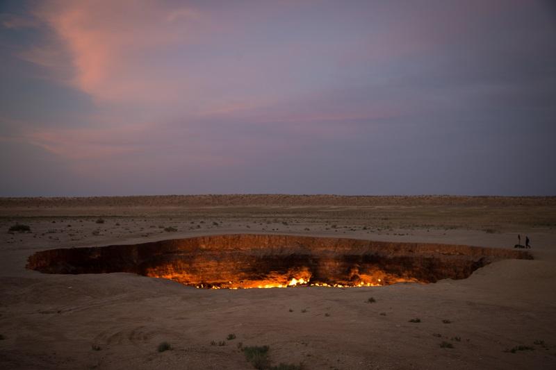 darweze-darwaza turkmenistan shutterstock