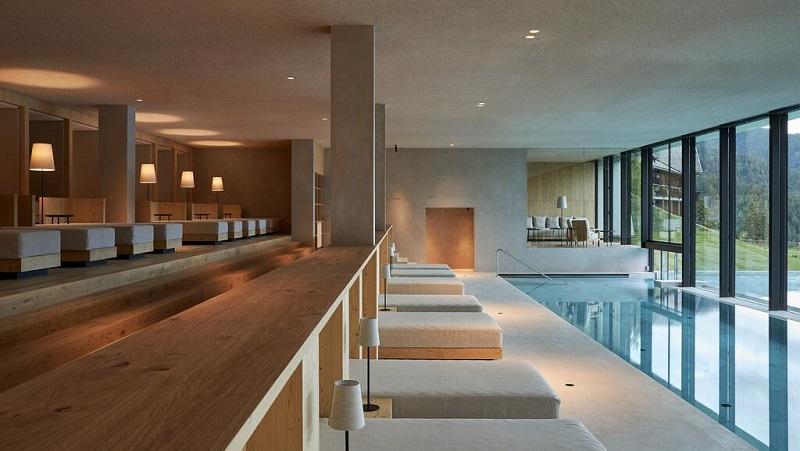 forestis hotel con centro benessere trentino