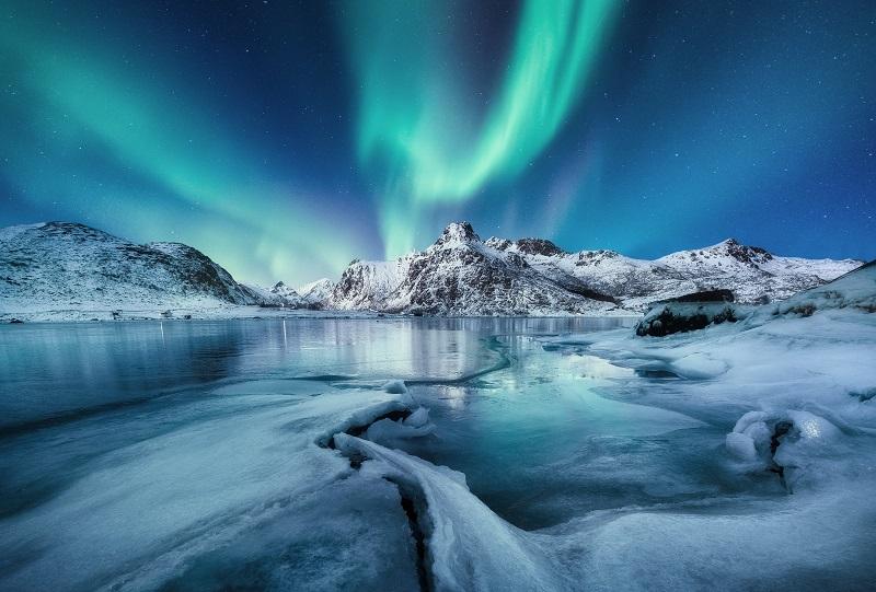 isole lofoten norvegia luoghi fuori dal mondo