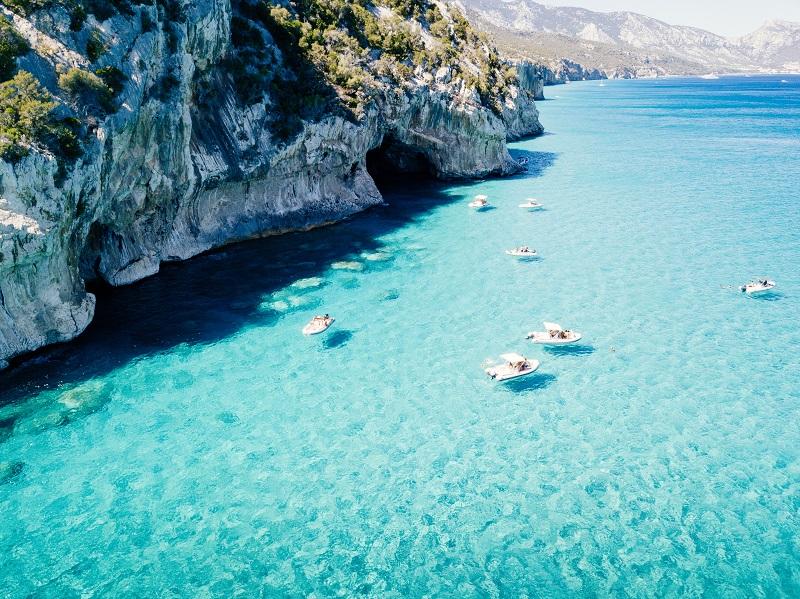 spiagge orosei italia