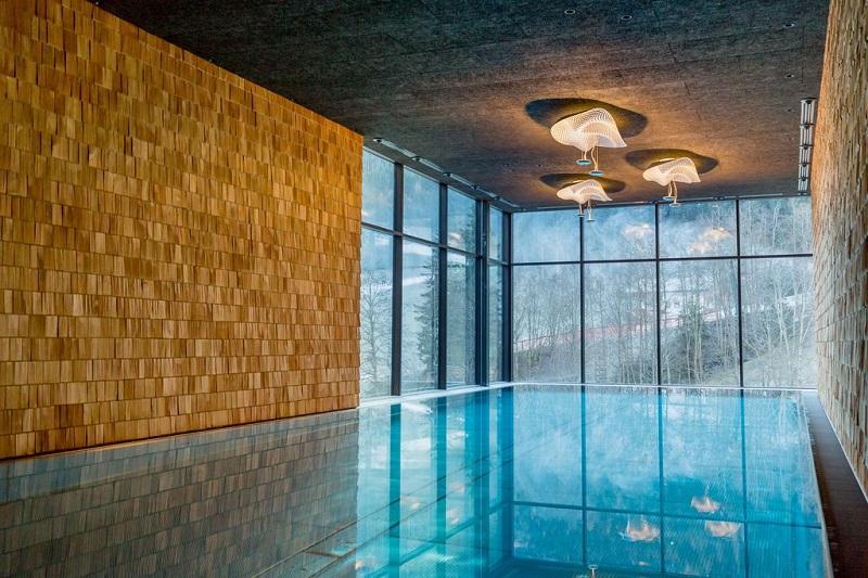 hotel con spa montagna italia