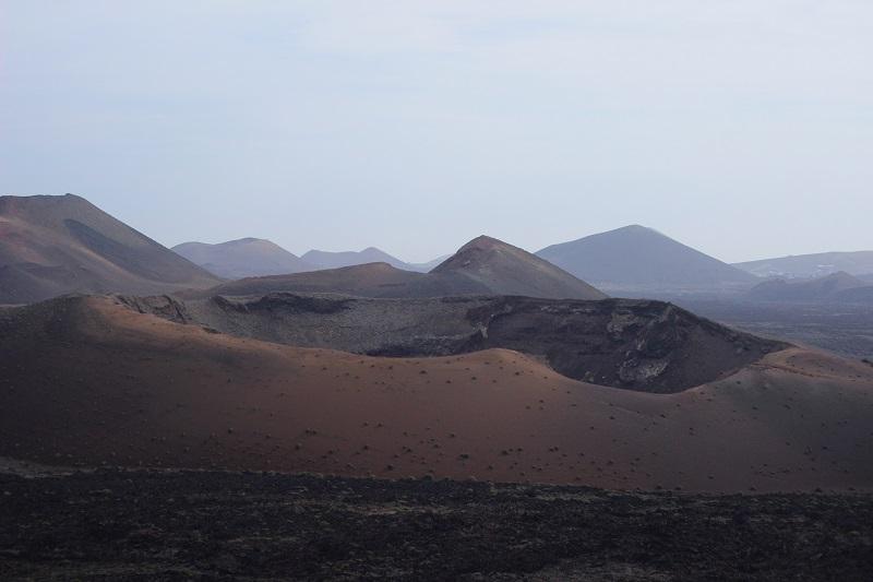 timanfaya national park vulcani lanzarote spagna unsplash
