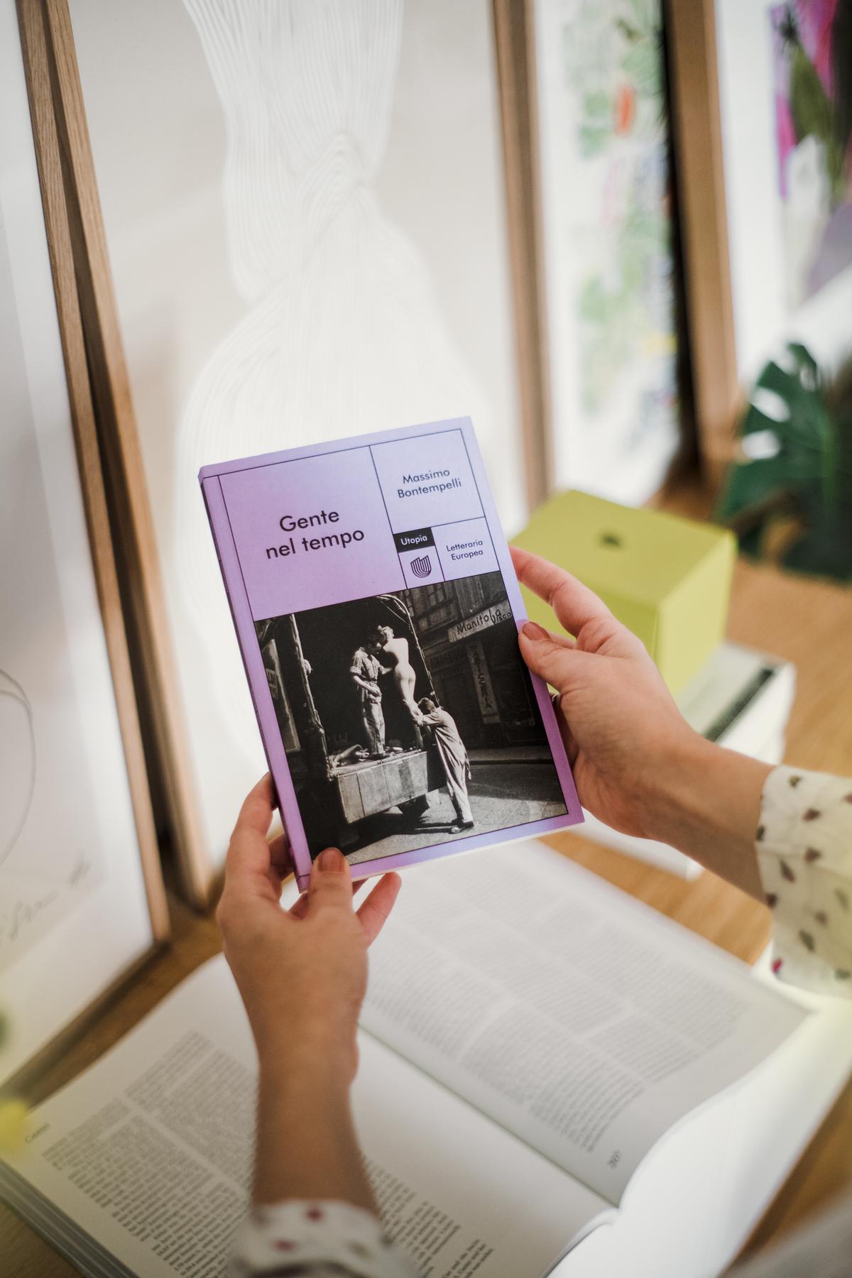Gente nel Tempo, Massimo Bontempelli, Utopia Editore, Gruppo di lettura
