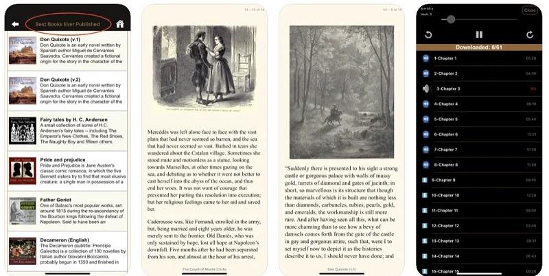 gutenbergh project app libri gratis