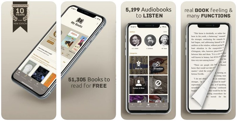 mybooks app per leggere