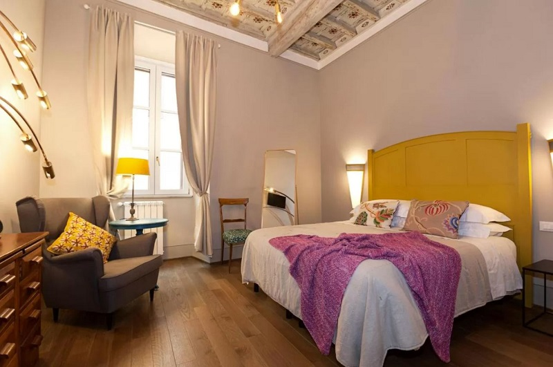 casa fabbrini roma hotel