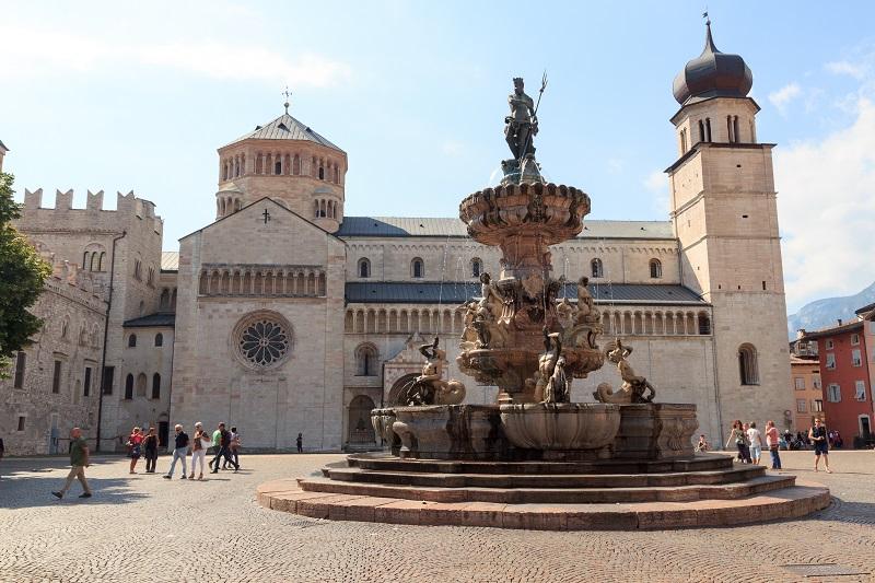 distretto artistico Trento e Rovereto, Trentino