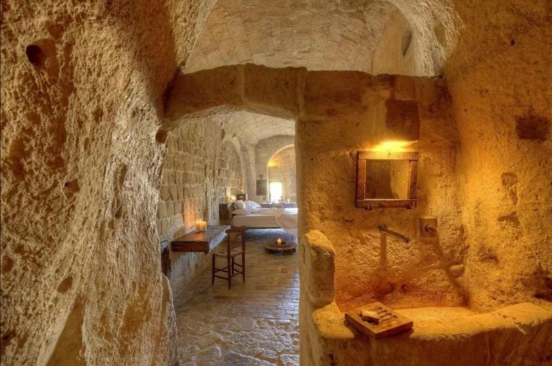 grotte della civita matera