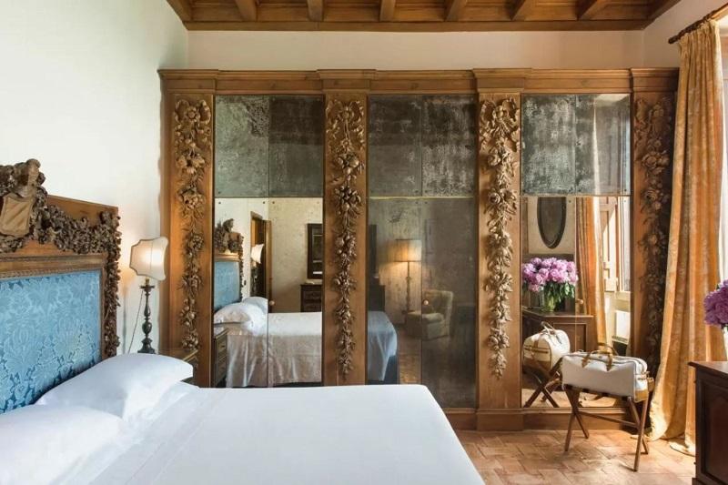 la posta vecchia hotel romantici in italia