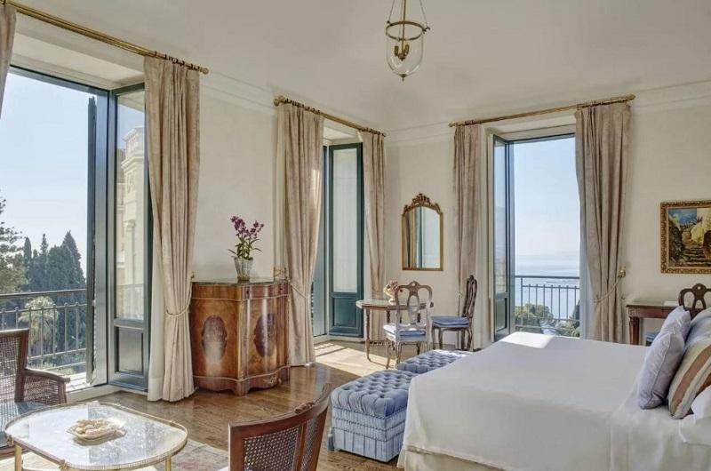 timeo hotel romantici italia
