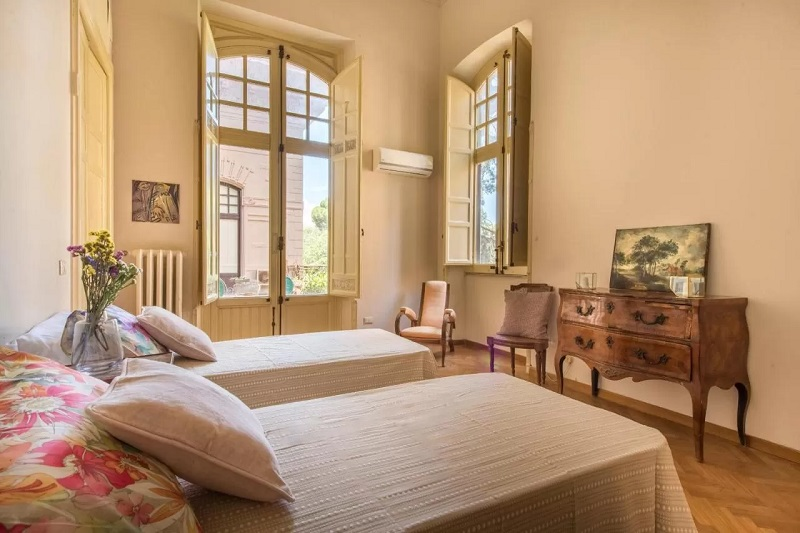 villa virginia palermo hotel romantici