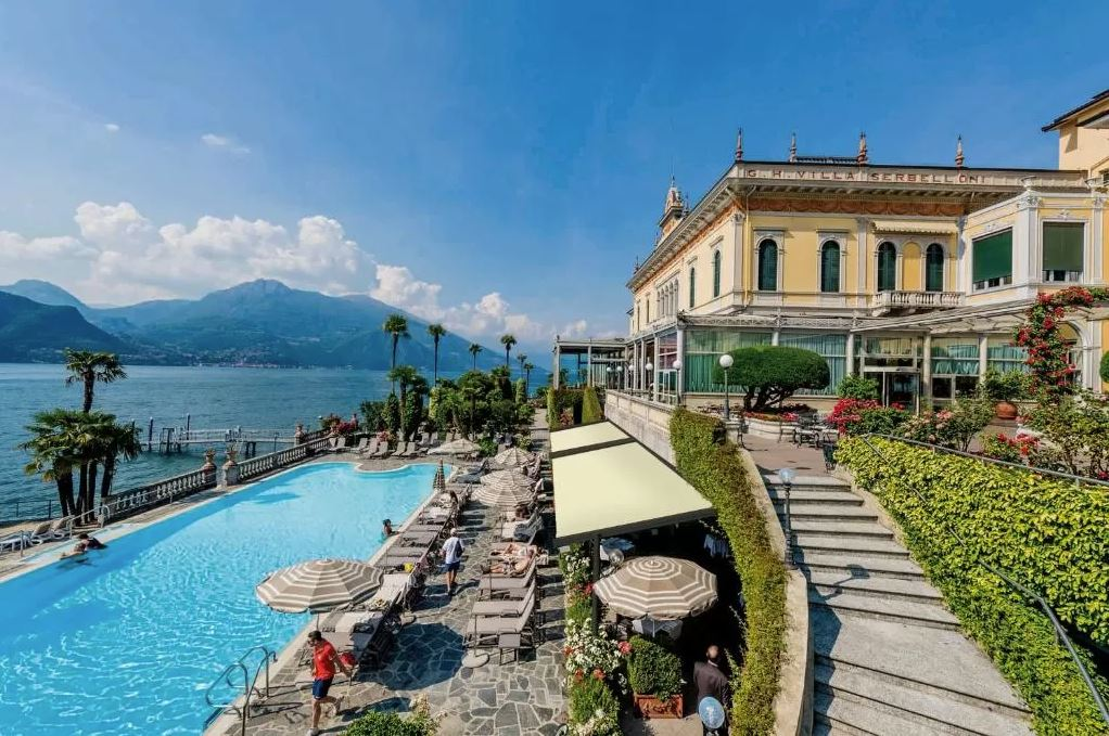Garnd hotel villa sorbelloni hotel con spa vicino a milano