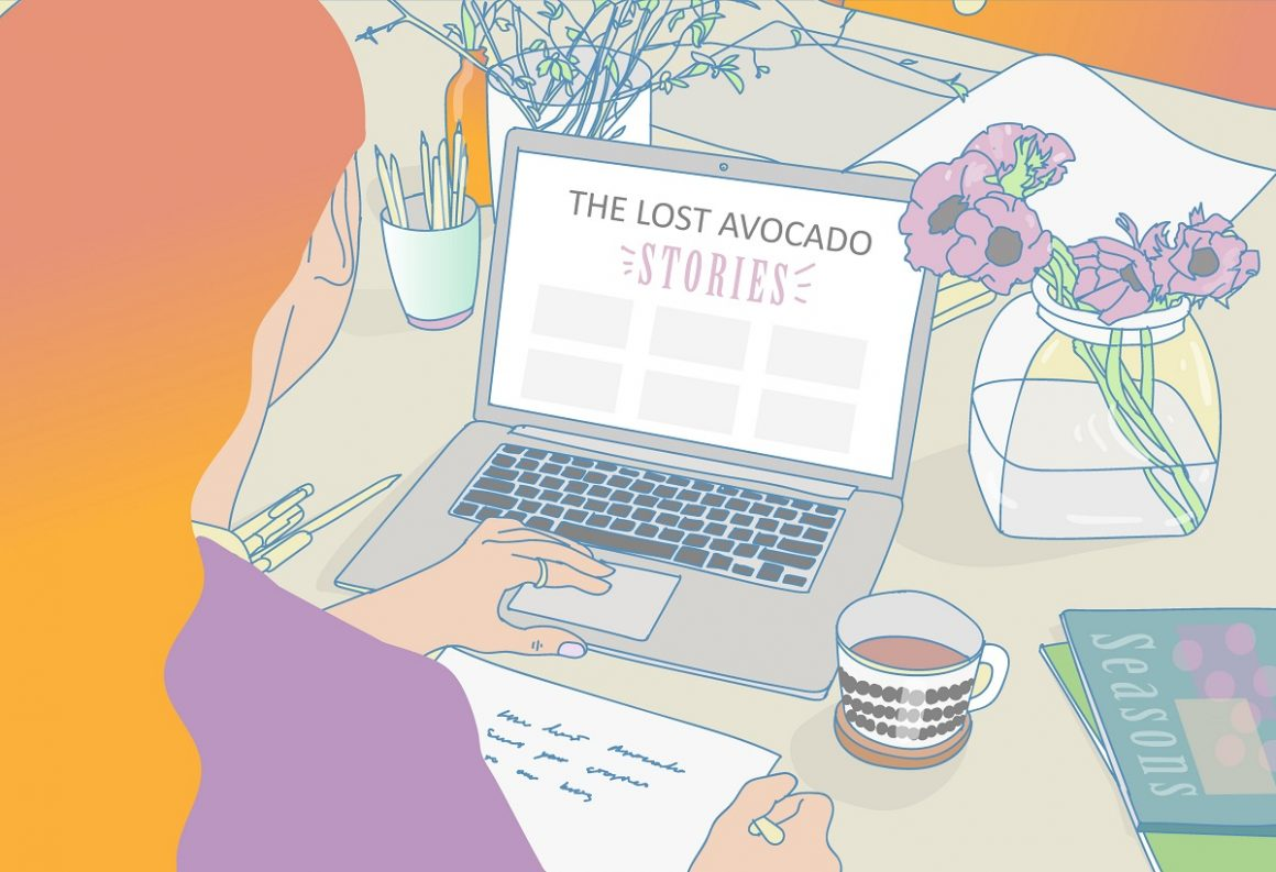 Submit your stories to The Lost Avocado