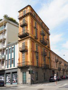 Foto del Palazzo fetta di Polenta di Torino