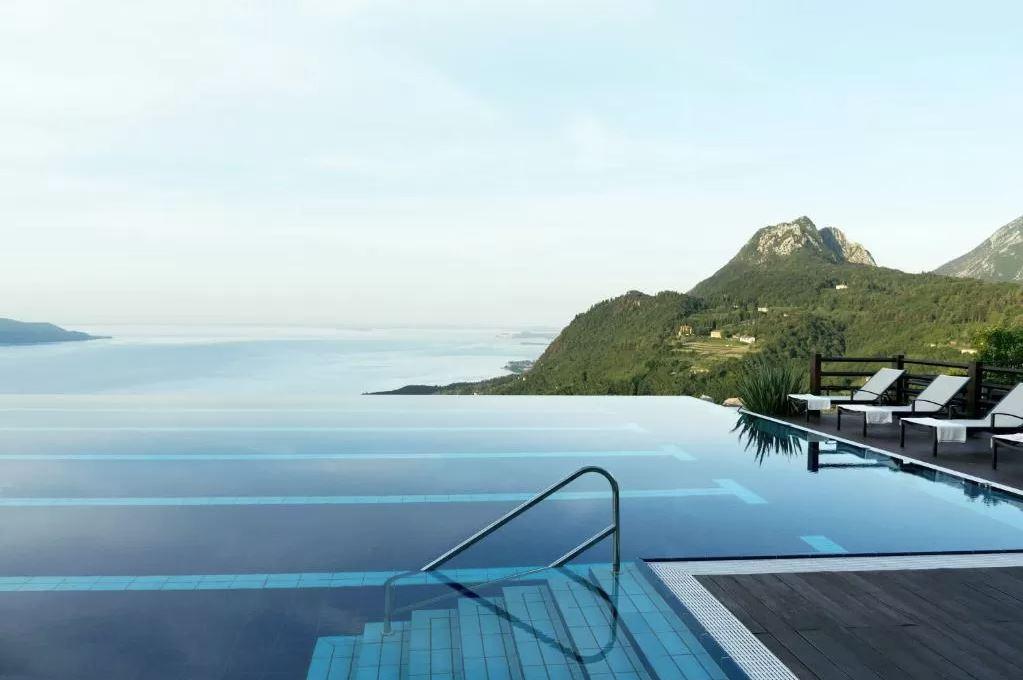 lefay resort lago di garda hotel con spa