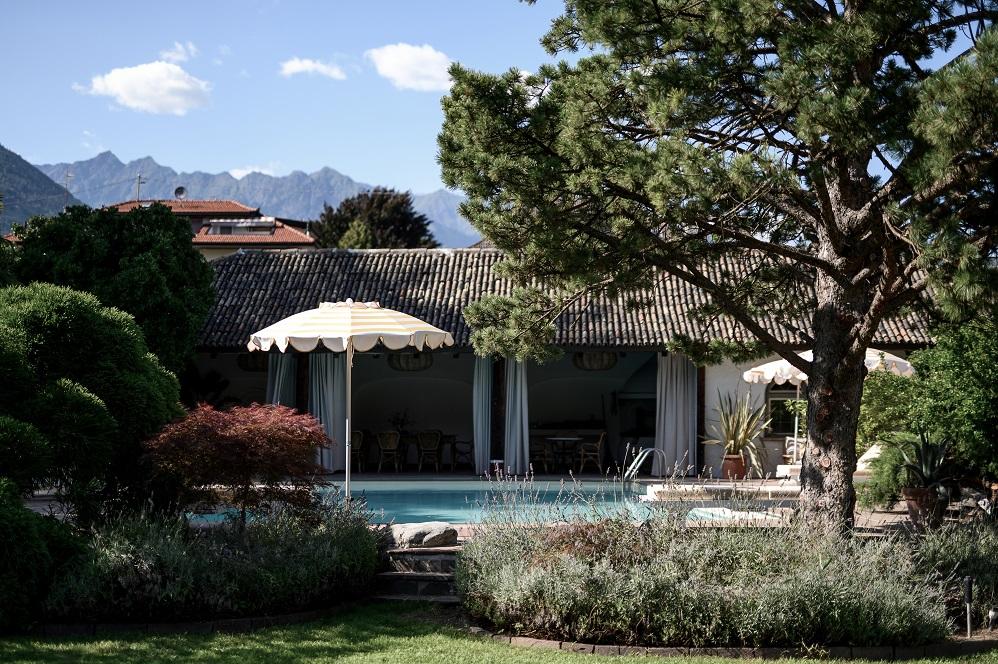 Villa Arnica, Italia design hotel remoti