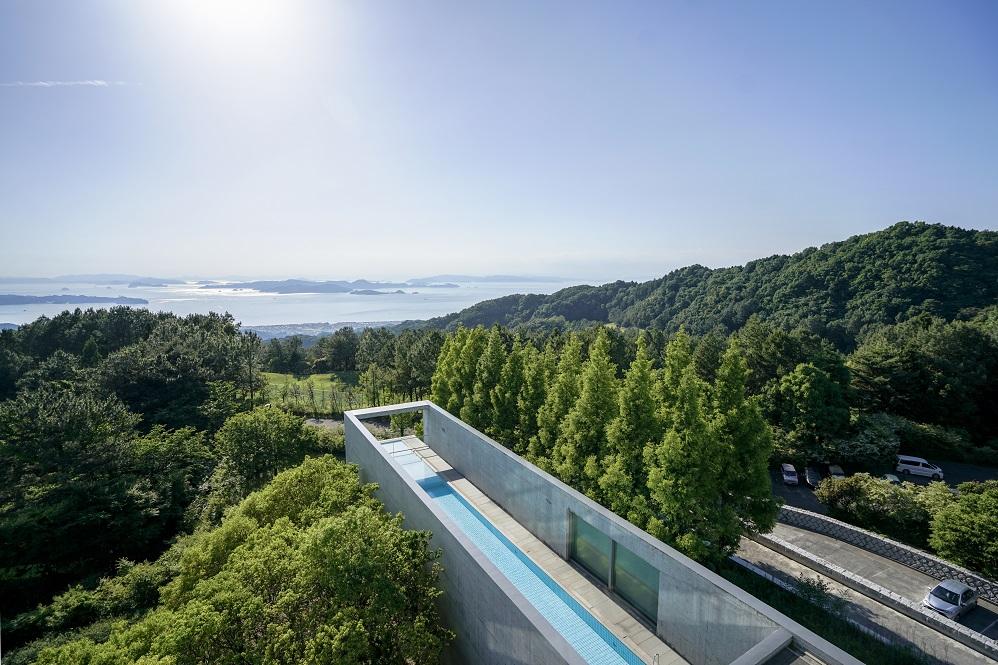 Setouchi design hotel remoti