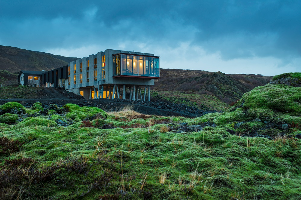 Ion Adventure Hotel, Islanda