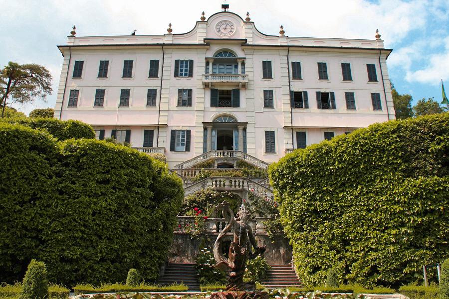 Foto di Villa Carlotta, Menaggio sul Lago di Como, nella lista su cosa vedere vicino Como