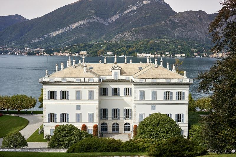 Foto di Villa Melzi, Bellagio, Lombardia, Nella lista su cosa vedere vicino Como