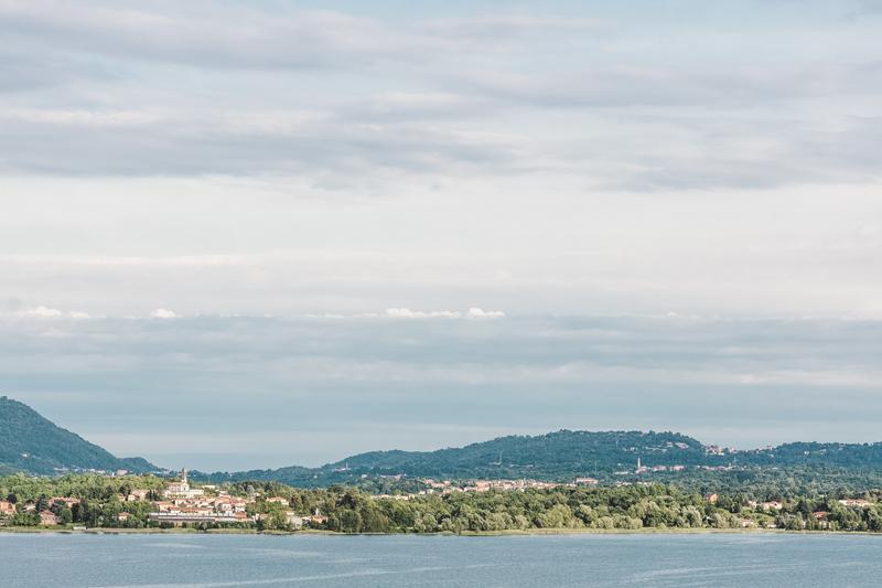Foto del lago di pausanio