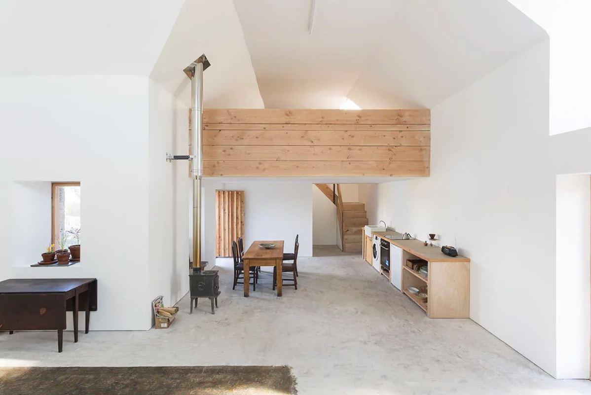scotland barn design remote hotels