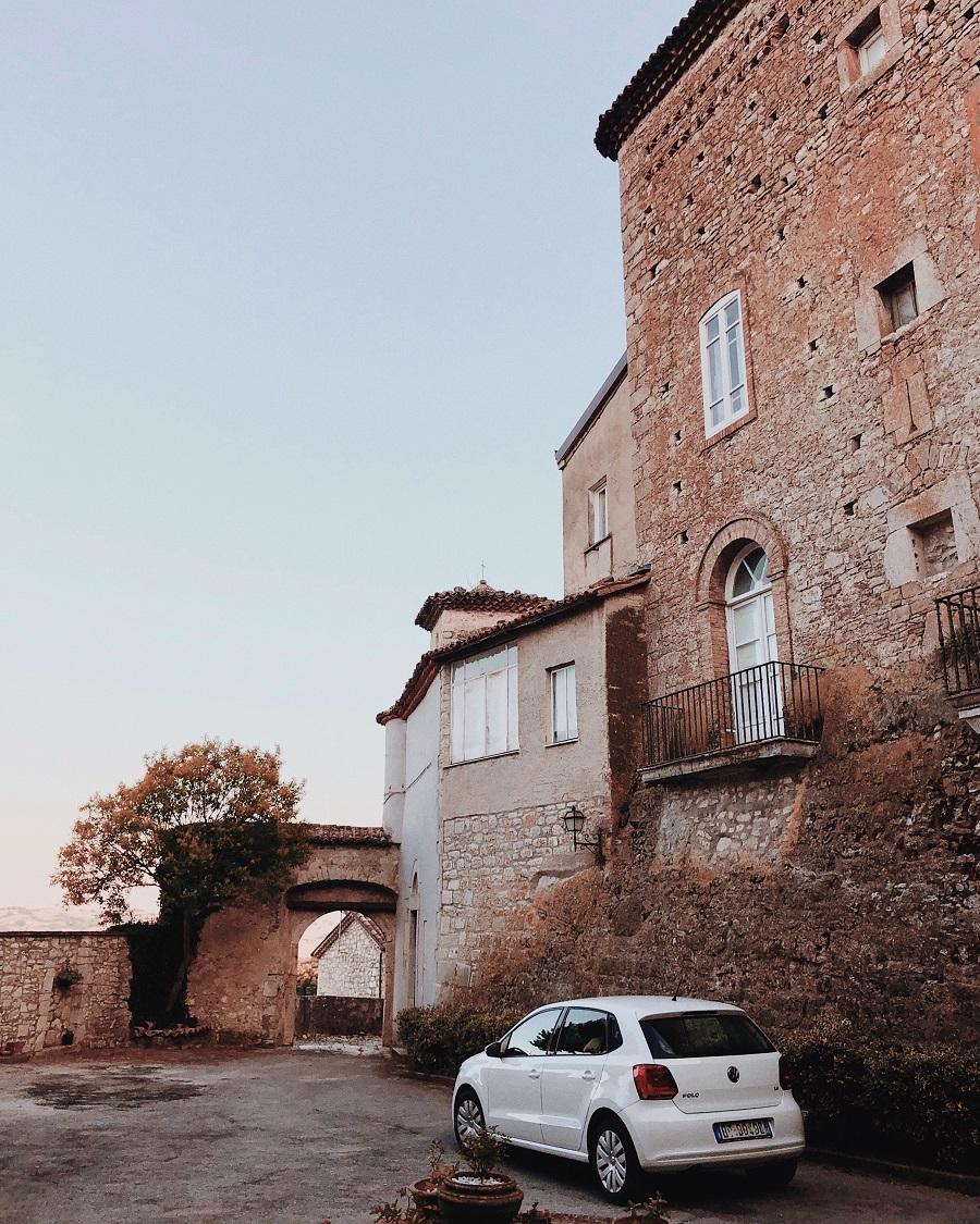 Castello di Campolattaro