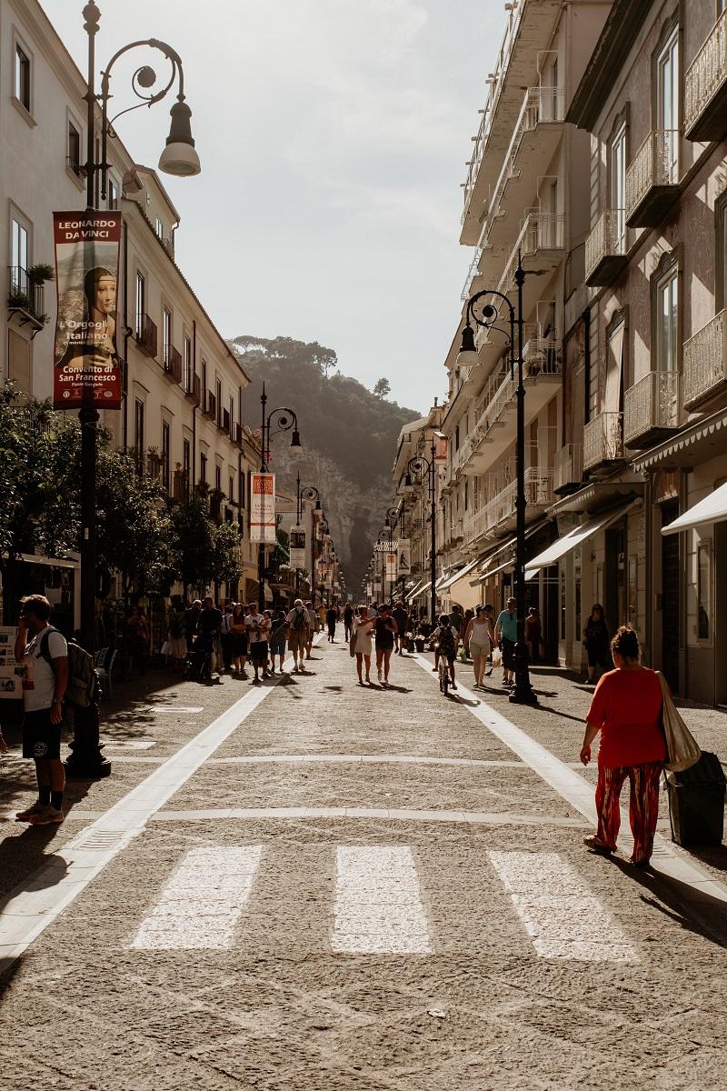Foto di Sorrento, nella guida su cosa vedere vicino Napoli