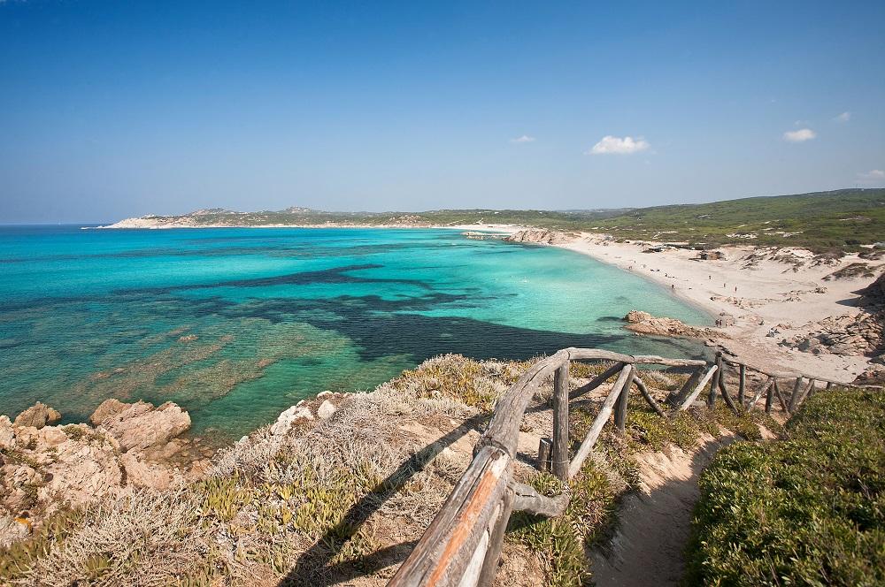 Foto di Rena Majori, tra le spiagge più belle d'Italia e le baie più belle della Sardegna