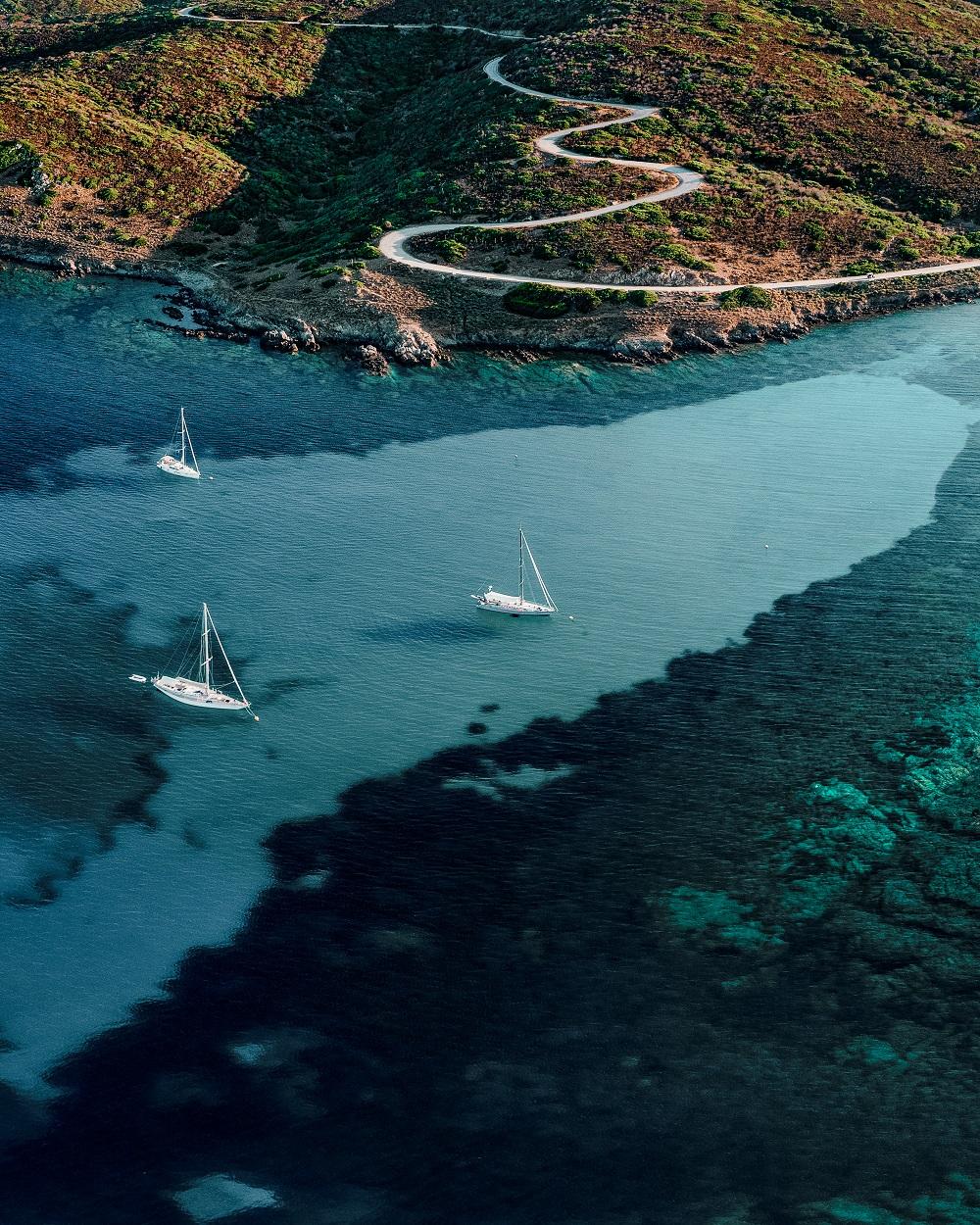 Foto del parco nazionale dell'Asinara, in Sardegna. Cosa vedere in Sardegna