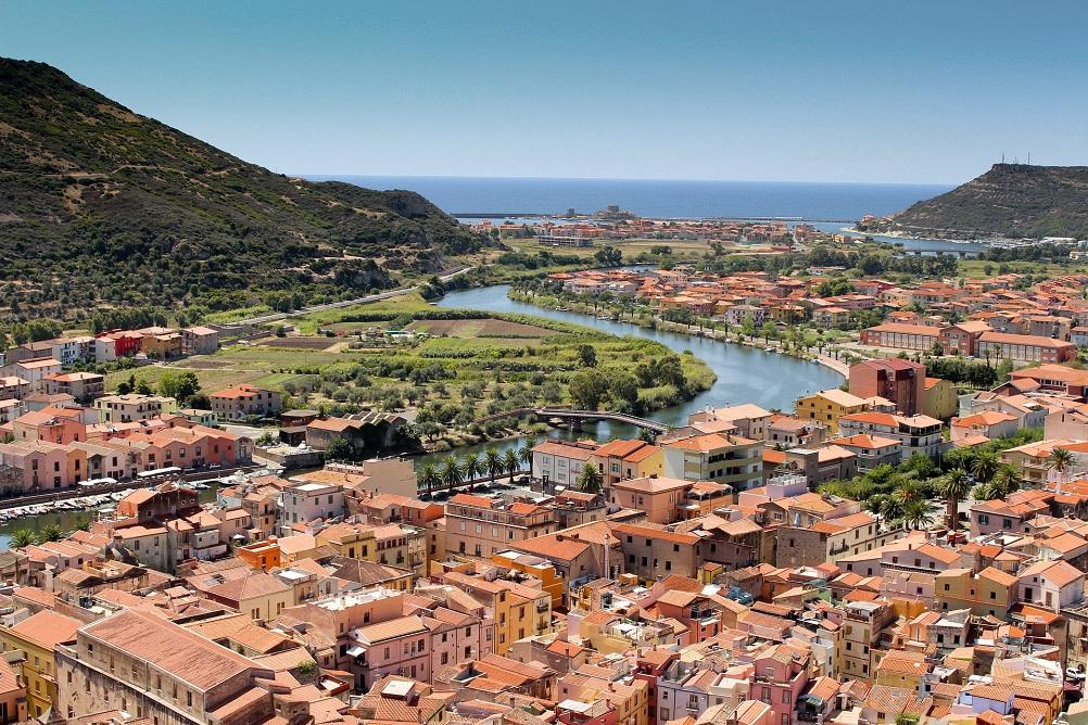 Foto di Bosa, Sardegna