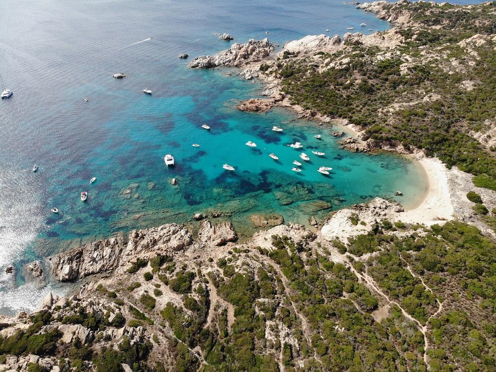 Foto di Valle dell'Erica, tra le spiagge italiane più belle