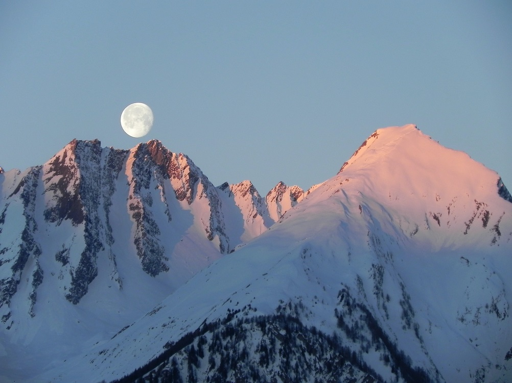 curmayeur e monte bianco tra i posti da vedere in Nord Italia